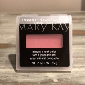 Mary Kay Strawberry Cream mineral cheek color